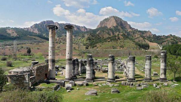 Igreja da Asia Sardes
