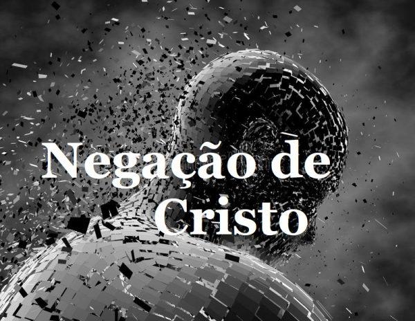 negação de Cristo
