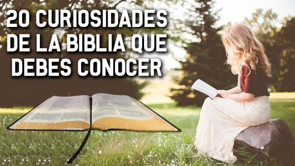 20 curiosidades da biblia